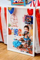 Junior's First Birthday | Teresa Lopez Photography